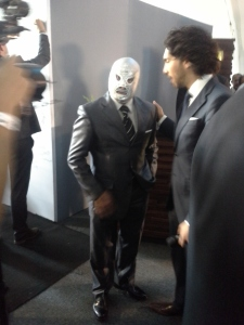 got to meet El Hijo de Santo while I was in Mexico!