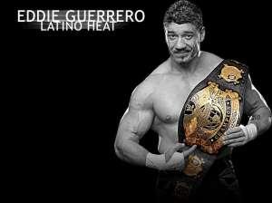 """El Paso pride! Eddie Guerrero """"Latino Heat"""""""