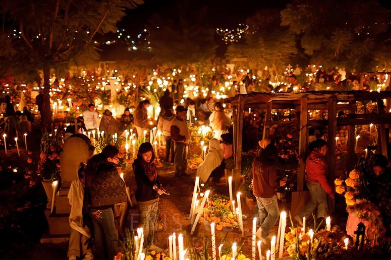 Cemetery Vigils